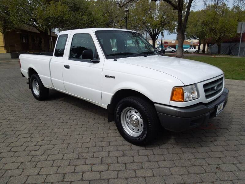 2001 Ford Ranger for sale at Family Truck and Auto.com in Oakdale CA