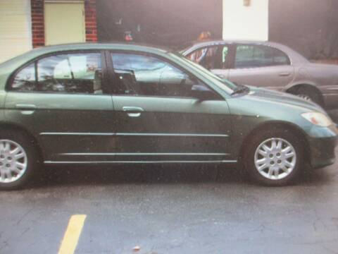 2004 Honda Civic for sale at KEY USED CARS LTD in Crystal Lake IL