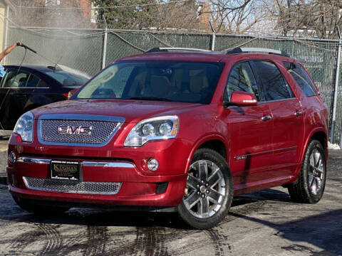 2012 GMC Acadia for sale at Kugman Motors in Saint Louis MO