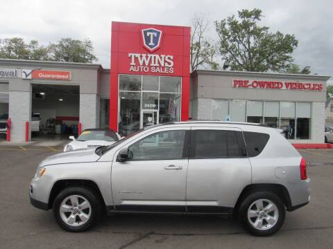 2013 Jeep Compass for sale at Twins Auto Sales Inc in Detroit MI