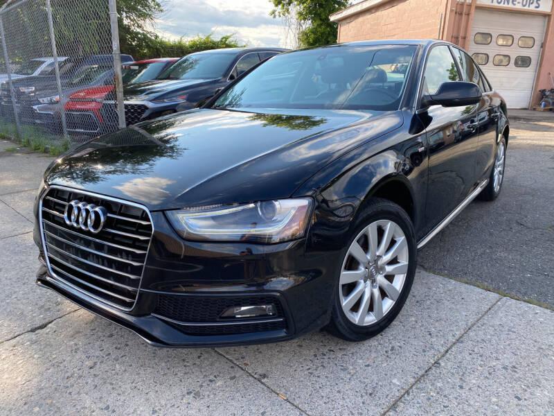 2015 Audi A4 for sale at Seaview Motors and Repair LLC in Bridgeport CT