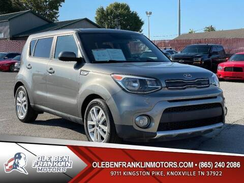 2017 Kia Soul for sale at Ole Ben Franklin Motors Clinton Highway in Knoxville TN