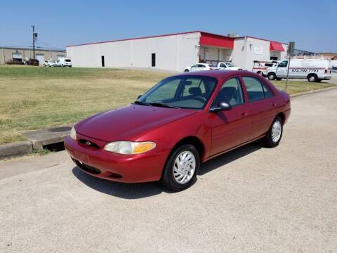 1999 Ford Escort for sale at Image Auto Sales in Dallas TX