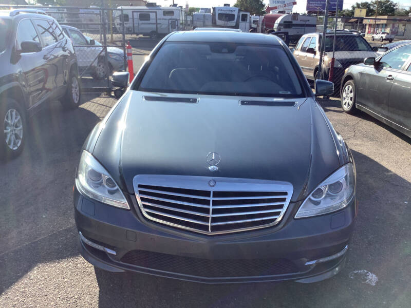 2011 Mercedes-Benz S-Class for sale at GPS Motors in Denver CO
