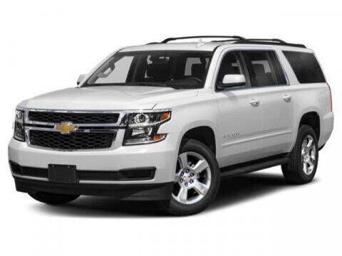 2018 Chevrolet Suburban for sale at Bergey's Buick GMC in Souderton PA