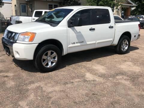 2012 Nissan Titan for sale at El Tucanazo Auto Sales in Grand Island NE