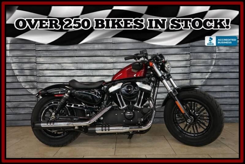 2016 Harley-Davidson Sportster for sale at AZautorv.com in Mesa AZ