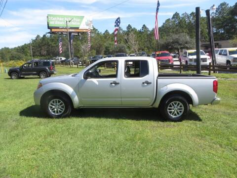 2018 Nissan Frontier for sale at Ward's Motorsports in Pensacola FL