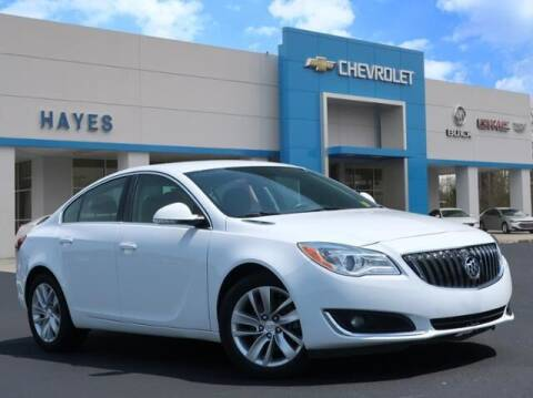 2016 Buick Regal for sale at HAYES CHEVROLET Buick GMC Cadillac Inc in Alto GA