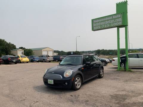 2009 MINI Cooper for sale at Independent Auto in Belle Fourche SD