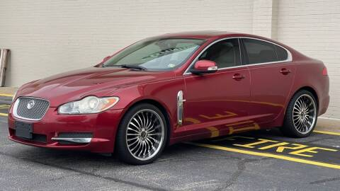 2009 Jaguar XF for sale at Carland Auto Sales INC. in Portsmouth VA