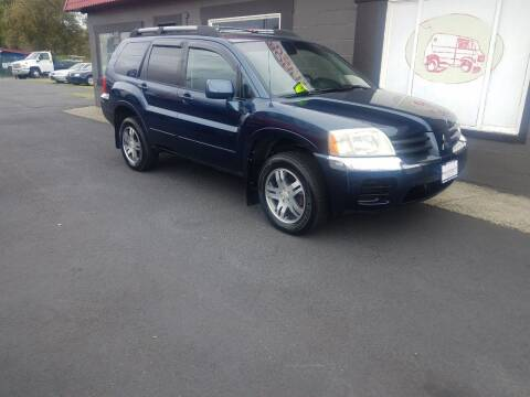 2004 Mitsubishi Endeavor for sale at Bonney Lake Used Cars in Puyallup WA
