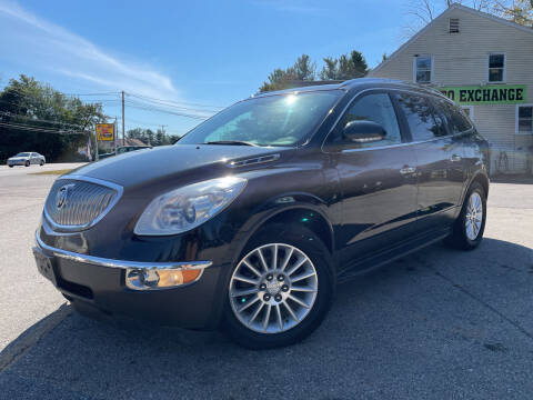 2012 Buick Enclave for sale at J's Auto Exchange in Derry NH