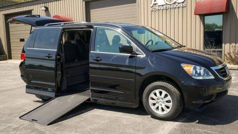 2010 Honda Odyssey for sale at A&J Mobility in Valders WI