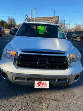 2010 Toyota Tundra for sale at Four Guys Auto in Cedar Rapids IA