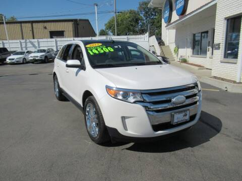 2013 Ford Edge for sale at Auto Land Inc in Crest Hill IL