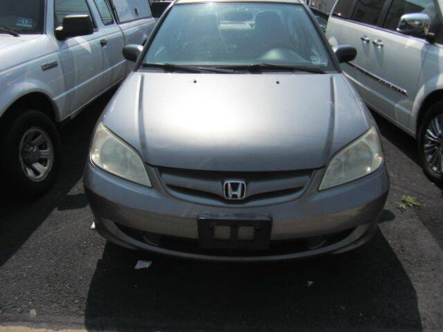 2005 Honda Civic for sale at Nicks Auto Sales Co in West New York NJ