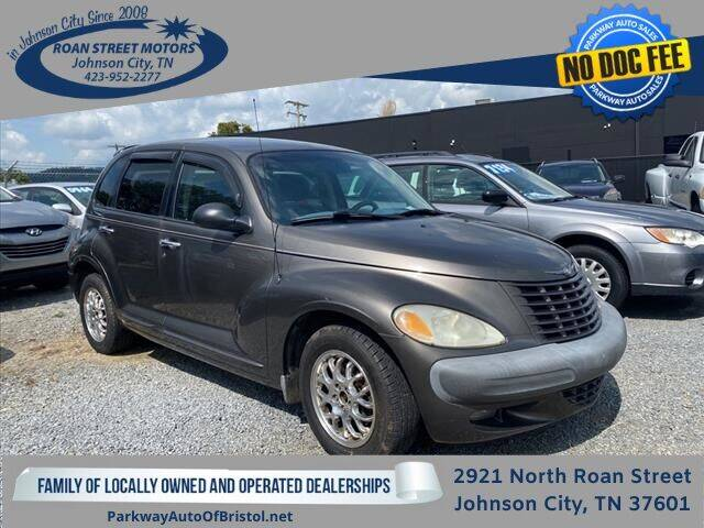 2002 Chrysler PT Cruiser for sale at PARKWAY AUTO SALES OF BRISTOL - Roan Street Motors in Johnson City TN