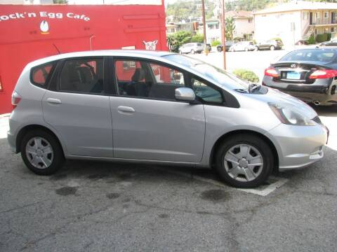 2012 Honda Fit for sale at Used Cars Los Angeles in Los Angeles CA