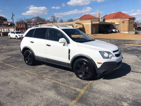 2012 Chevrolet Captiva Sport for sale at DC Auto Sales Inc in Saint Louis MO
