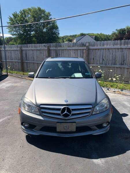 2010 Mercedes-Benz C-Class AWD C 300 Luxury 4MATIC 4dr Sedan - Windber PA