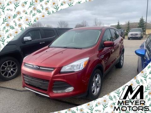 2014 Ford Escape for sale at Meyer Motors in Plymouth WI