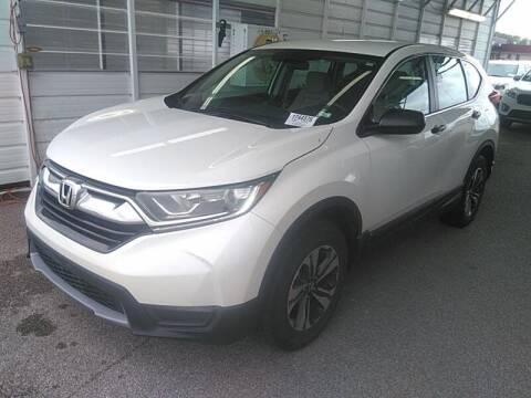 2017 Honda CR-V for sale at FLORIDA CAR TRADE LLC in Davie FL