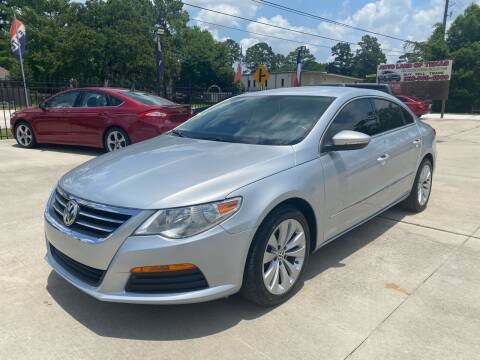 2012 Volkswagen CC for sale at Auto Land Of Texas in Cypress TX