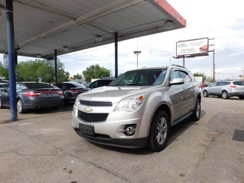 2015 Chevrolet Equinox for sale at INFINITE AUTO LLC in Lakewood CO