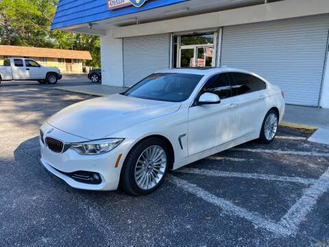 2015 BMW 4 Series for sale at INTERSTATE AUTO SALES in Pensacola FL