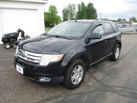 2008 Ford Edge for sale at KAISER AUTO SALES in Spencer WI