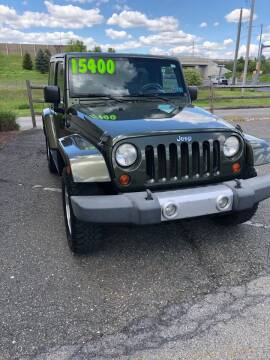2008 Jeep Wrangler for sale at Cool Breeze Auto in Breinigsville PA