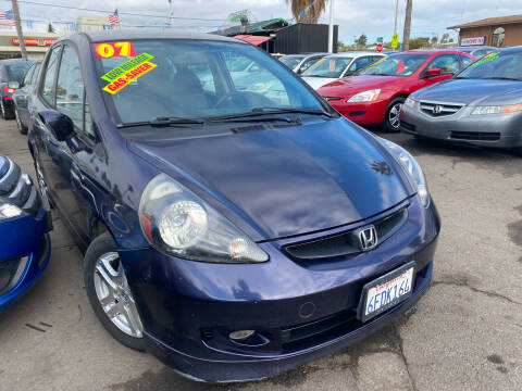 2008 Honda Fit for sale at North County Auto in Oceanside CA