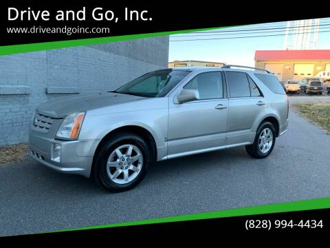 2008 Cadillac SRX for sale at Drive and Go, Inc. in Hickory NC