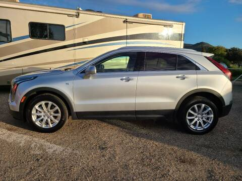 2020 Cadillac XT4 for sale at Coast Auto Sales in Buellton CA