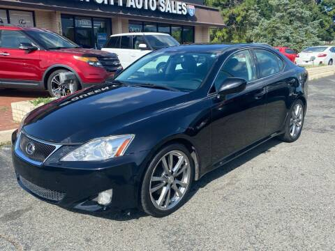2008 Lexus IS 250 for sale at Queen City Auto Sales in Charlotte NC