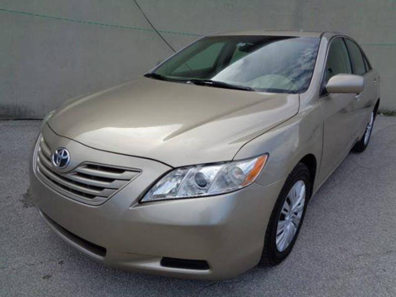 2007 Toyota Camry for sale at Selective Motor Cars in Miami FL