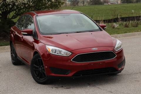 2016 Ford Focus for sale at Big O Auto LLC in Omaha NE