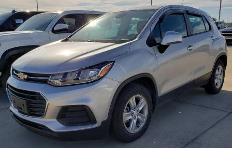 2019 Chevrolet Trax for sale at Lipscomb Auto Center in Bowie TX