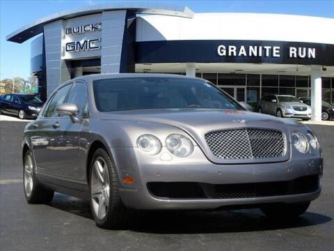 2006 Bentley Continental for sale at GRANITE RUN PRE OWNED CAR AND TRUCK OUTLET in Media PA