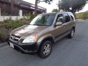 2002 Honda CR-V for sale at Inspec Auto in San Jose CA