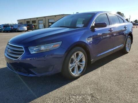 2013 Ford Taurus for sale at JacksonvilleMotorMall.com in Jacksonville FL