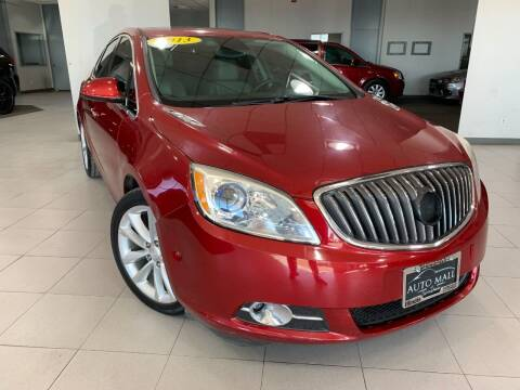 2012 Buick Verano for sale at Auto Mall of Springfield in Springfield IL