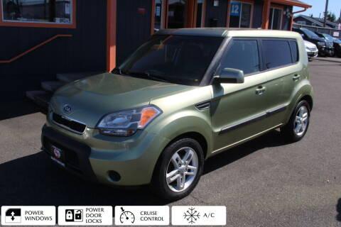 2011 Kia Soul for sale at Sabeti Motors in Tacoma WA