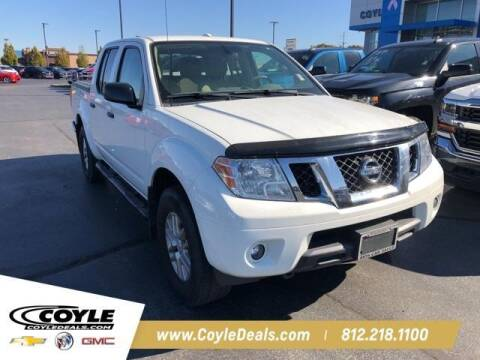 2014 Nissan Frontier for sale at COYLE GM - COYLE NISSAN - New Inventory in Clarksville IN