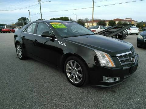 2008 Cadillac CTS for sale at Kelly & Kelly Supermarket of Cars in Fayetteville NC