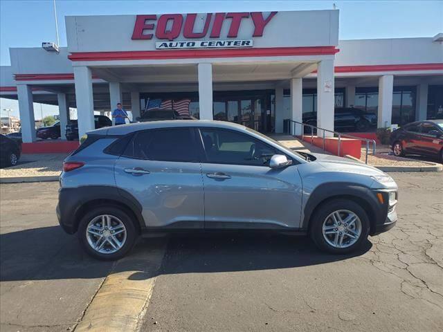 2019 Hyundai Kona for sale at EQUITY AUTO CENTER in Phoenix AZ