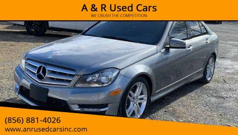 2012 Mercedes-Benz C-Class for sale at A & R Used Cars in Clayton NJ