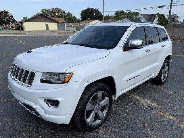 2014 Jeep Grand Cherokee for sale at Star Auto Group in Melvindale MI