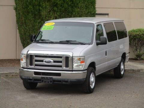 2010 Ford E-Series Wagon for sale at Select Cars & Trucks Inc in Hubbard OR